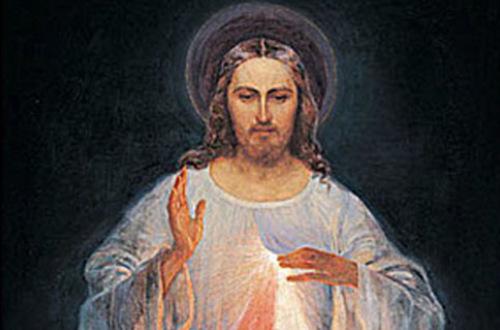 jesus misericordieux
